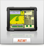 AgGPS FmX Integrated Display with touch screen