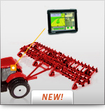 AgGPS TrueGuide implement steering system